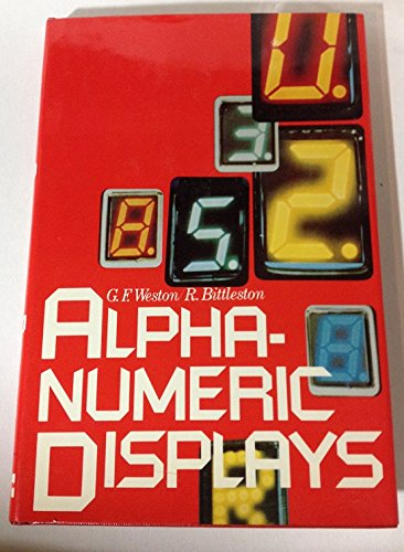 9780070694682: Alphanumeric Displays: Devices, Drive Circuits, and Applications