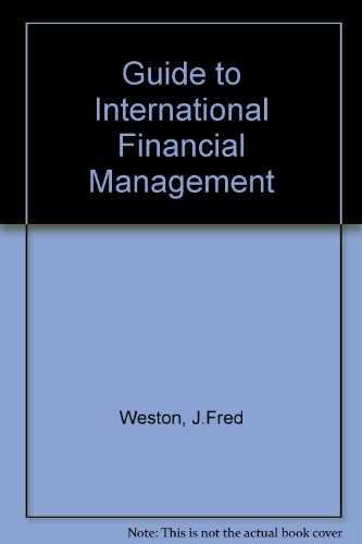 9780070694873: Guide to International Financial Management