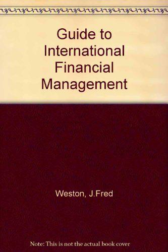9780070694880: Guide to International Financial Management