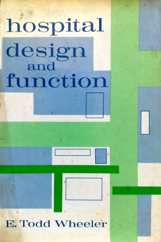 9780070695054: Hospital Design and Function