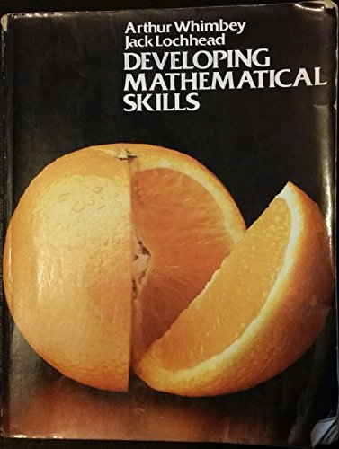 9780070695177: Developing Mathematical Skills: Computation, Problem Solving and Basics for Algebra