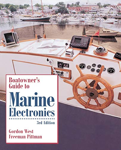 9780070695498: Boatowner's Guide to Marine Electronics