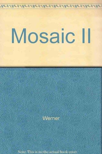 9780070695825: Mosaic II: A Communicative Grammar