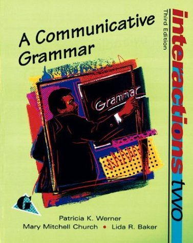 9780070695917: Interactions: A Communicative Grammar Stage II