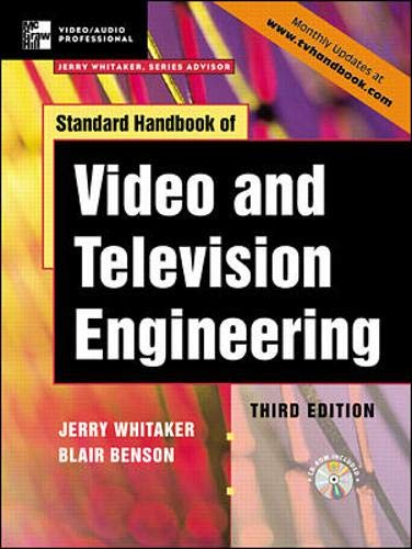 9780070696273: Standard Handbook of Video and Television Engineering
