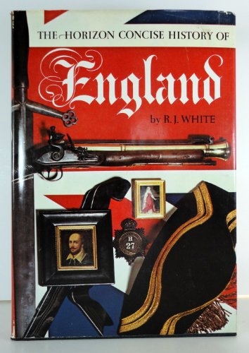 9780070696907: The Horizon concise history of England,