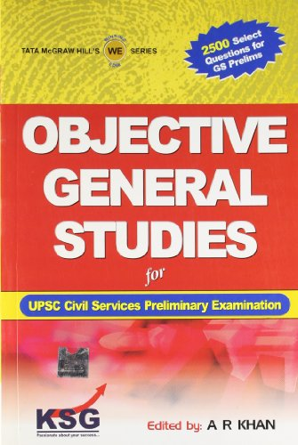 9780070699359: Objective General Studies: For UPSC Civil Services Preliminary Examination