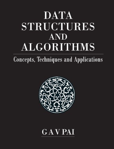 9780070699571: Data Structures and Algorithms: Concepts, Techniques and Applications
