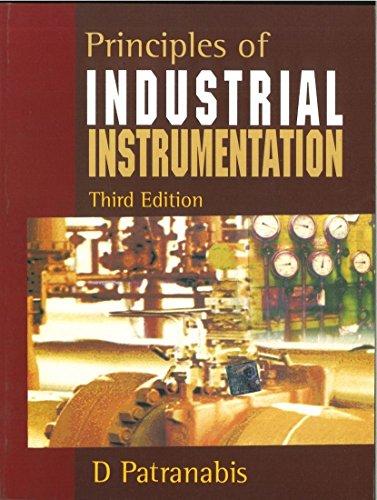 9780070699717: PRINCIPAL OF INDUSTRIAL INSTRUMENTATION