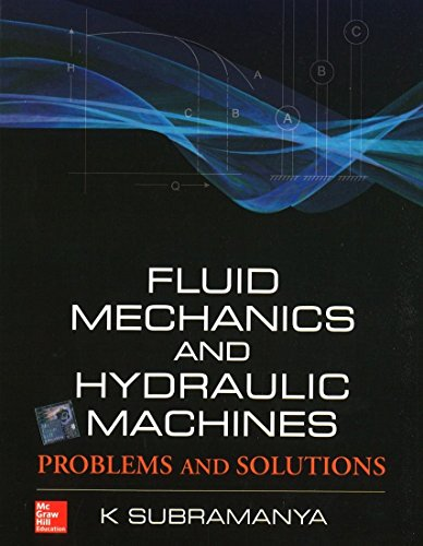 Fluid Mechanics and Hydraulic Machines: Problems and: K. Subramanya