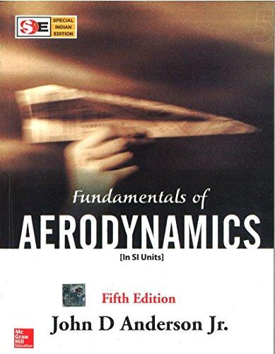 9780070700123: Fundamentals of Aerodynamics