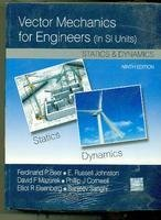 9780070700307: Vector Mechanics For Engineers : Statics And Dynamics