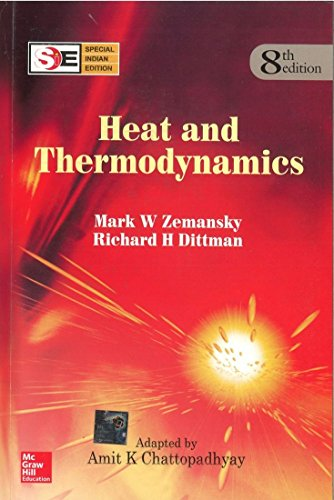 9780070700352: Heat and Thermodynamics (Special Indian Edition)