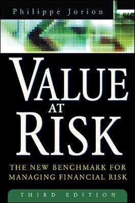 9780070700420: Value at Risk