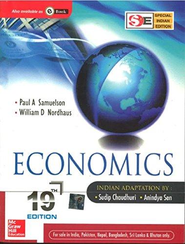 9780070700710: Economics