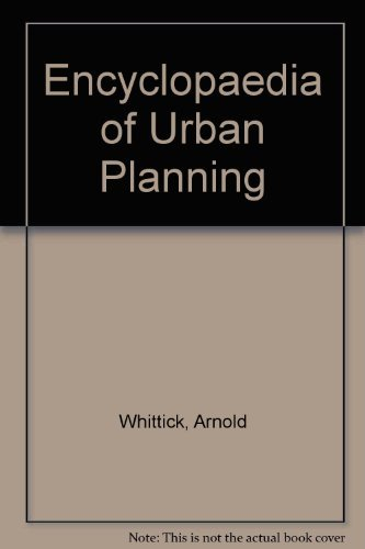 9780070700758: Encyclopedia of Urban Planning