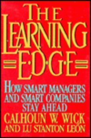 9780070700826: The Learning Edge: How Smart Managers and Smart Companies Stay Ahead