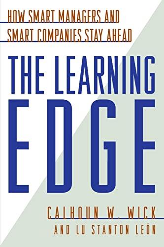 9780070700833: Learning Edge Pb