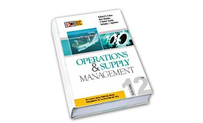 9780070700895: Operations & Supply Management(With Dvd)