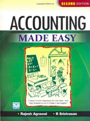 9780070700987: Accounting Made Easy