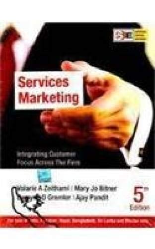 9780070700994: [Services Marketing] [by: Valarie A. Zeithaml]