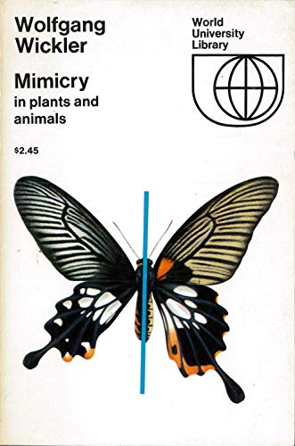 9780070701007: Mimicry in Plants and Animals