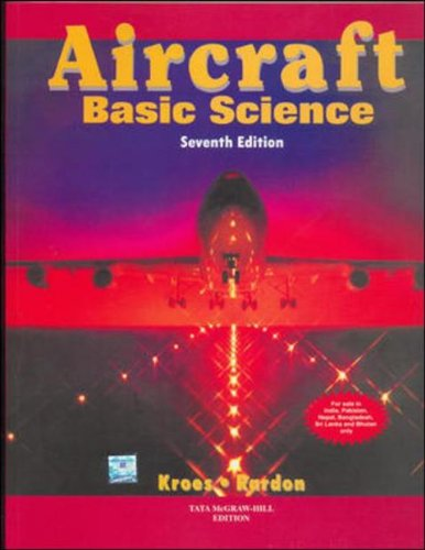 Aircraft Basic Science (Seventh Edition): James Rardon,Michael Kroes