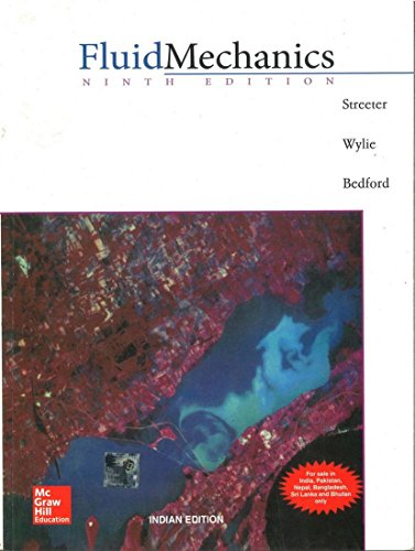9780070701403: Fluid Mechanics, 9Ed