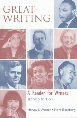 9780070701908: Great Writing: A Reader for Writers