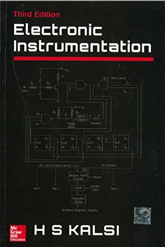 Electronic Instrumentation, 3Rd Edn: Kalsi