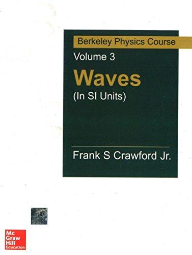 9780070702172: Waves (SIE) (SI Units)