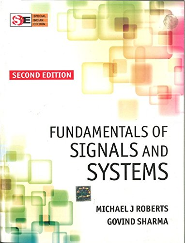 9780070702219: Fundamentals Of Signal And Systems (Sie)