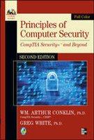 9780070702356: Principles of Computer Security: CompTIA Security+ and Beyond (with CD-ROM)