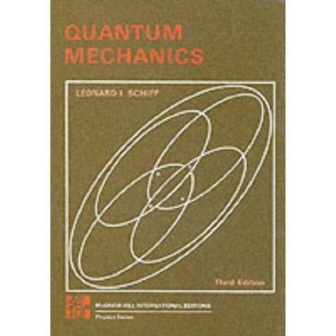 9780070702431: Quantum Mechanics 3E