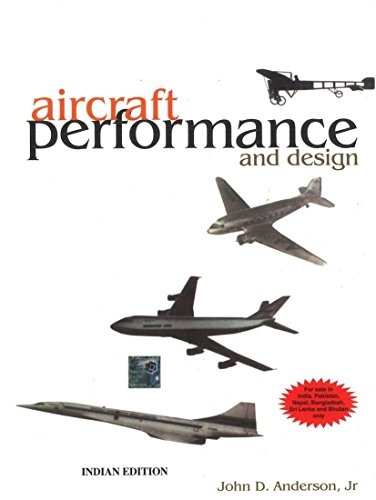 9780070702455: Aircraft Performance & Design