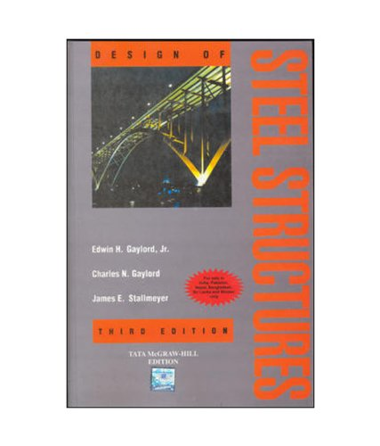 9780070702479: Design Of Steel Structures 3ED