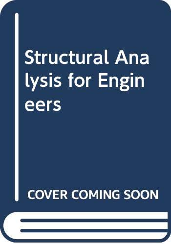 9780070702950: Structural Analysis for Engineers