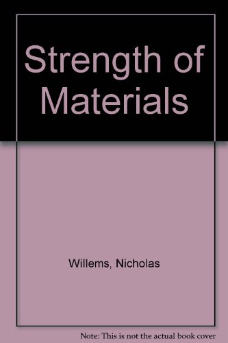 9780070702974: Strength of Materials