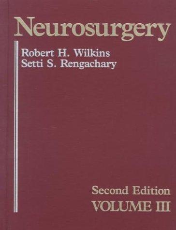 9780070703155: Neurosurgery: 3