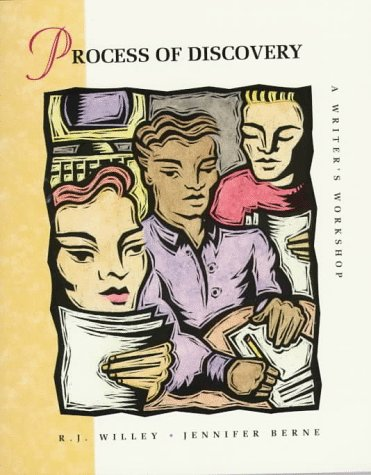 9780070703162: Process of Discovery: A Writer's Workshop