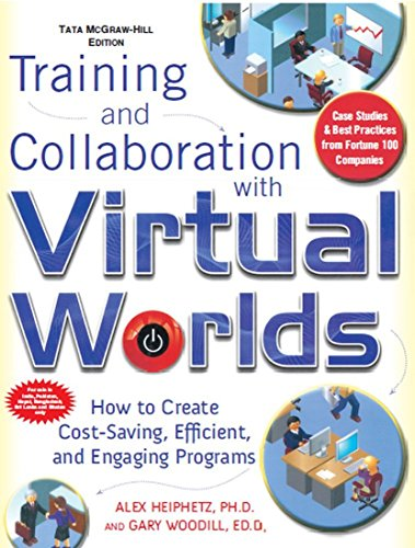 Training and Collaboration with Virtual Worlds: Alex Heiphetz,Gary Woodill