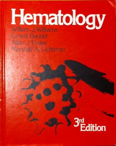 9780070703773: Haematology
