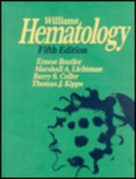 9780070703865: Williams Hematology