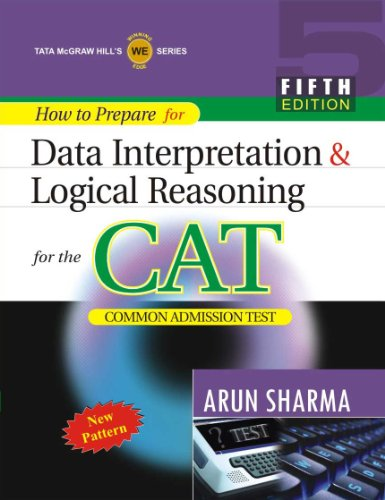 9780070704817: How To Prepare For Data Interpretation And Logical Reasoning For The Cat