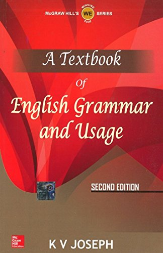 9780070704886: A Textbook of English Grammar & Usage