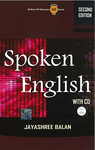 Spoken English, Second Edition: Jayashree Balan