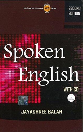 9780070704909: Spoken English With Cd, 1/E Pb