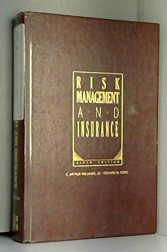 9780070705678: Risk Management and Insurance (Mcgraw-Hill Insurance Series)