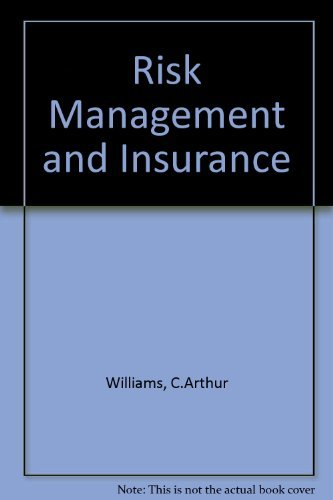 9780070705845: Risk Management and Insurance