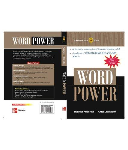 Word Power: Amol Dhakadey,Ranjeet Kuberkar